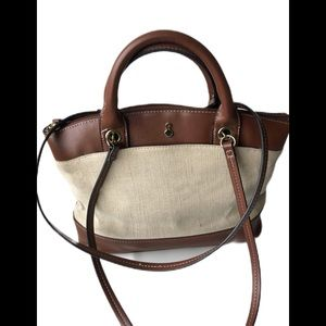 London Fog Brown Shoulder Bag NWOT